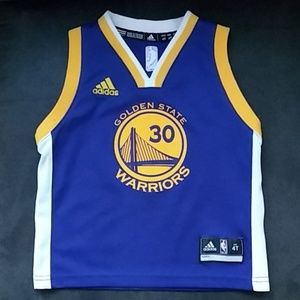 Steph Curry Golden State Warriors 4t jersey